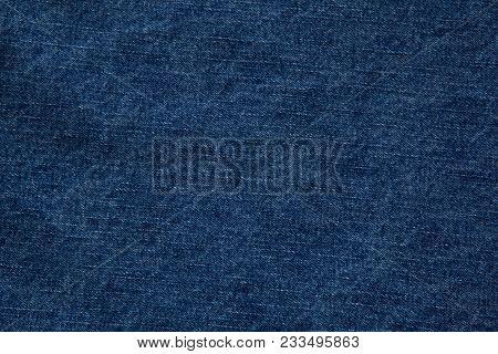 Blue Background, Denim Jeans Background. Jeans Texture Fabric