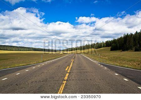 North Rim Road