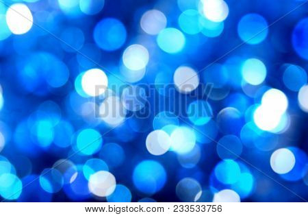 Background, Abstract, Light, Bright, Christmas, Color, Holiday, Decoration, Design, Blue, Blur, Cele