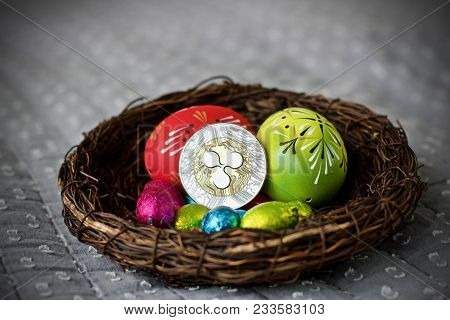 Easter Ripple Coin