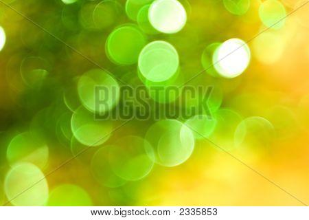 De-Focused Festive Background