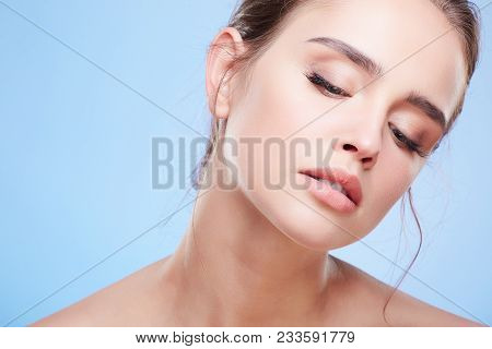 Woman With Inclined Head