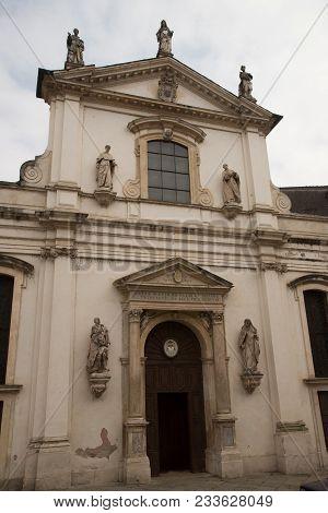 Chiesa Di S.maria In Foro O Dei Servi, Vicenza, Italy