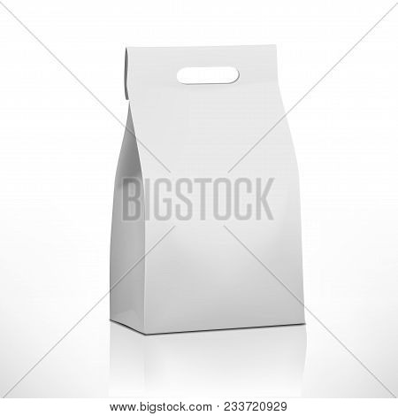 Clear Craft Paper Bag Pack