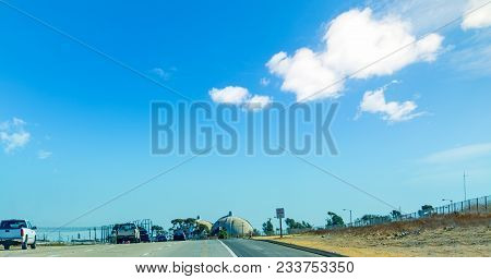 San Onofre Nuclear Power Plant In Southern California, Usa