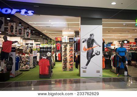 Super Sport  Shop Inside Central Festival Chiangmai.