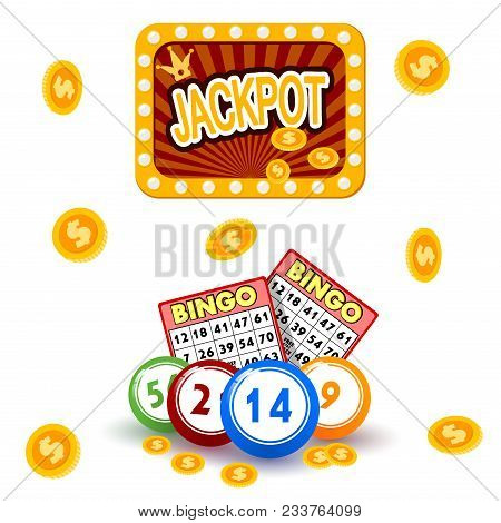 Casino Gambling Win Luck Fortune Gamble Play Game Objects Risk Chance Icons Success Vegas Roulette G