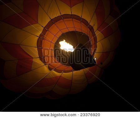 Overhead Balloon