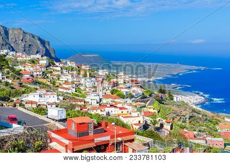 Tenerife, Canary Islands, Spain: Overview  Ofa Colorful And Beautiful Town On The West Coast Of The