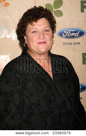 LOS ANGELES - SEP 12:  Dot Marie Jones arriving at the 7th Annual Fox Fall Eco-Casino Party at The Bookbindery on September 12, 2011 in Culver City, CA
