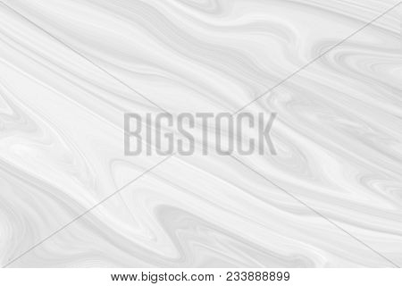 Gray Marble Texture Background / Marble Patterned Texture Background. Surface Of The Marble With Whi