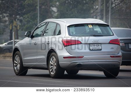 Private Suv Car From Audi Q5.