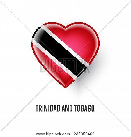 Patriotic Heart Symbol Image Photo Free Trial Bigstock