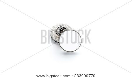 Blank White Round Image & Photo (Free Trial)   Bigstock