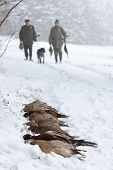 hunters at hunt poster