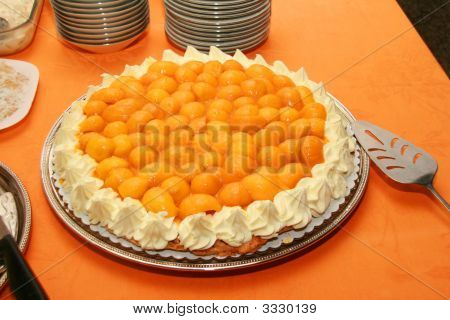 Mango Torte Cake
