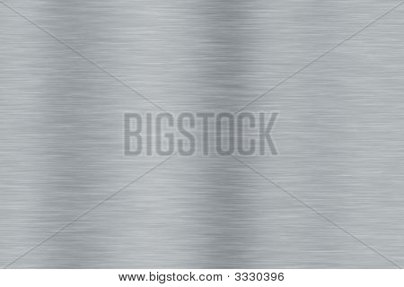Polished Smoothened Metal Background