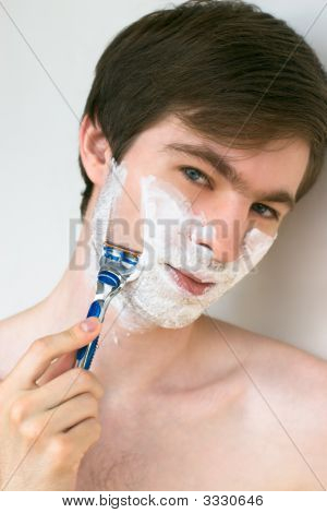 Morning Shaving