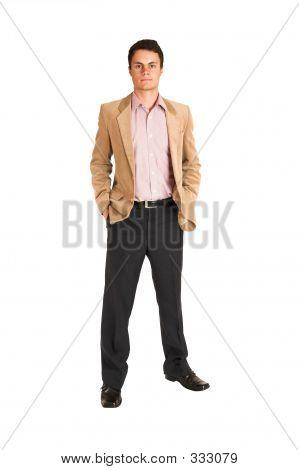 Businessman #120