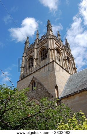 Merton College, Oxford, Uk