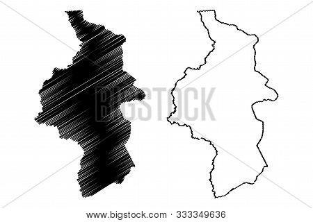 Cuvette-ouest Department (departments Of The Republic Of The Congo, Congo-brazzaville, Congo Republi