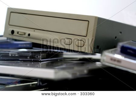 Cd Drive And Casings