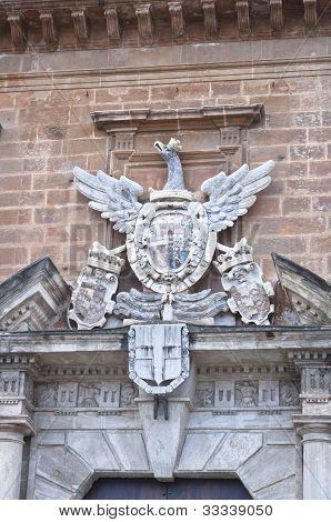 Palermo Coat Of Arms.