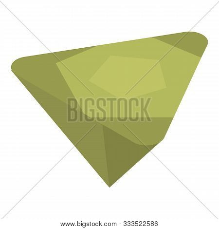 Wealthy Gem Icon. Isometric Of Wealthy Gem Vector Icon For Web Design Isolated On White Background