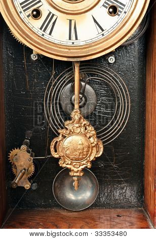 Antique Clock Works