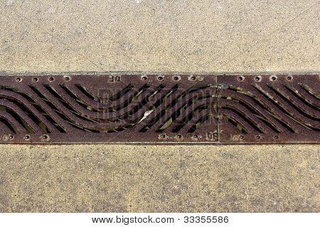 Floor, drain