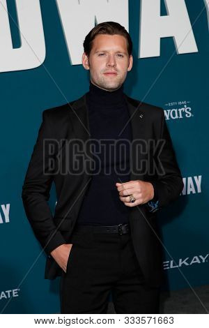 LOS ANGELES - NOV 5:  Luke Kleintank at the