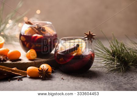 Christmas Mulled Red Wine. Christmas Mulled Wine Delicious Holiday Like Parties With Orange Cinnamon
