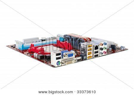 Modern Computer Mainboard