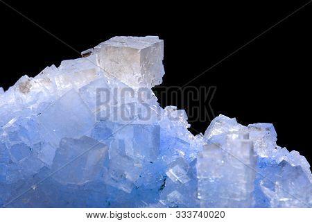 Salt Natural Mineral Texture