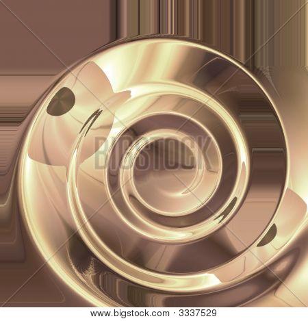 Sepia Spiral