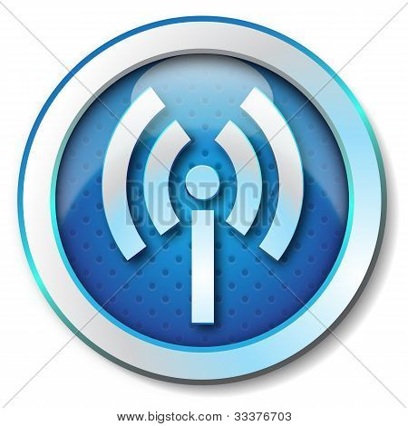 Wireless WLAN icon