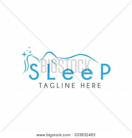 Sleeping Icon Trendy And Modern Sleeping Symbol For Logo, Web, App, Ui. Sleeping Icon Simple Sign. S