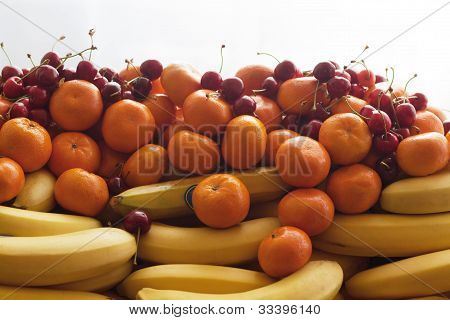 Stack Of Fruits