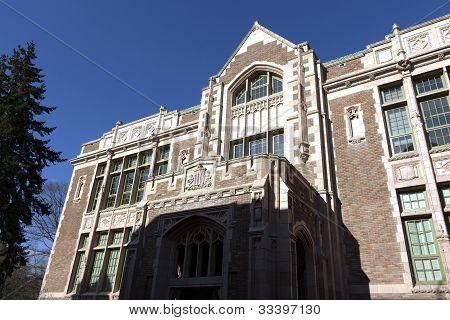 Savery hall