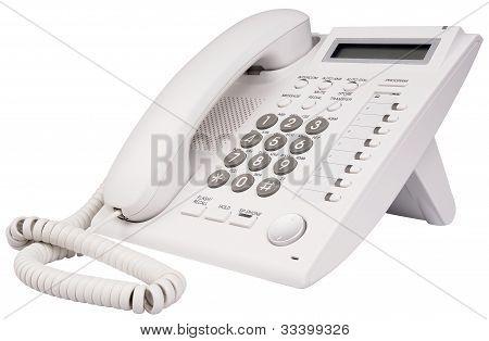 White Ip Telephone