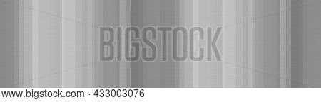 Stripe Pattern. Seamless Texture. Geometric Texture With Stripes. Black And White Illustration