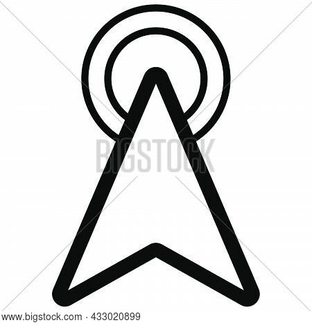 Cursor Pointer. Mouse Cursor. Arrow Pointer. Click Symbol. Computer Mouse Pictogram.