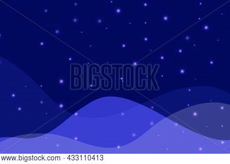 3 Space Abstract Background