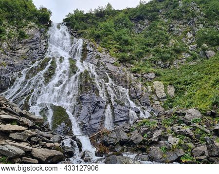 The Balea Water Cascade Powerful Water Of Nature Freeze Of Motion