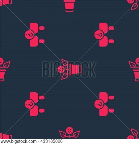 Set Complicated Relationship And Bff Or Best Friends Forever On Seamless Pattern. Vector