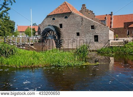 The Water Mill Named