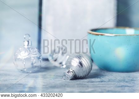 Advent, Background, Ball, Bauble, Blue, Bright, Card, Celebrate, Celebration, Christmas, Christmas D