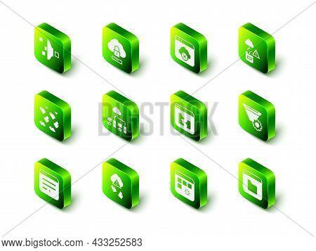 Set Cloud Computing Lock, Failed Access Cloud Storage, Technology Data Transfer, Filter Setting, Bro