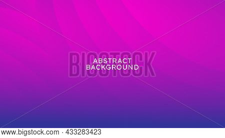 Purple Background Of Gradient Smooth Background Texture On Elegant Rich Luxury Background Web Template Or Website Abstract Dark Background Gradient Or Textured Background Purple Paper. Vector background EPS10