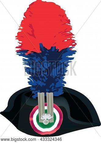 Carabinieri Police Body Uniform Hat Carabinieri Police Body Uniform Hat